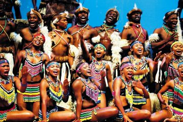 Lesedi Cultural village_Day tour in Johannesburg South Africa