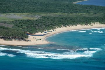 Beach fitness vacations in south africa sodwana bay