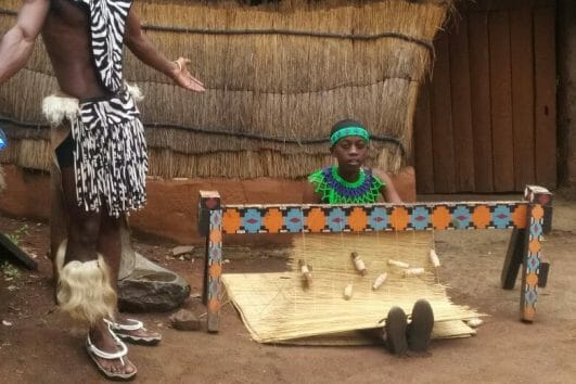 Day tours Johannesburg South Africa Lesedi Cultural Village day tour_2