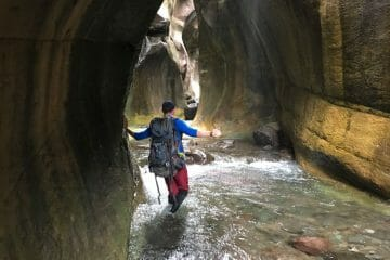 Drakensberg Amphitheatre slackpacking adventure tour_10