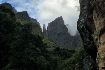 Drakensberg Amphitheatre slackpacking adventure tour_14