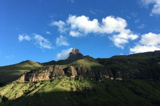 Drakensberg Amphitheatre slackpacking adventure tour_3