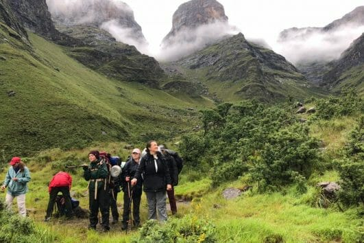 Guided Drakensberg Hikes 3 Day Champagne Castle Hike_20