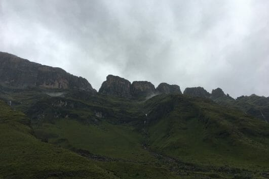 Guided Drakensberg Hikes 3 Day Champagne Castle Hike_8_SA Adventures