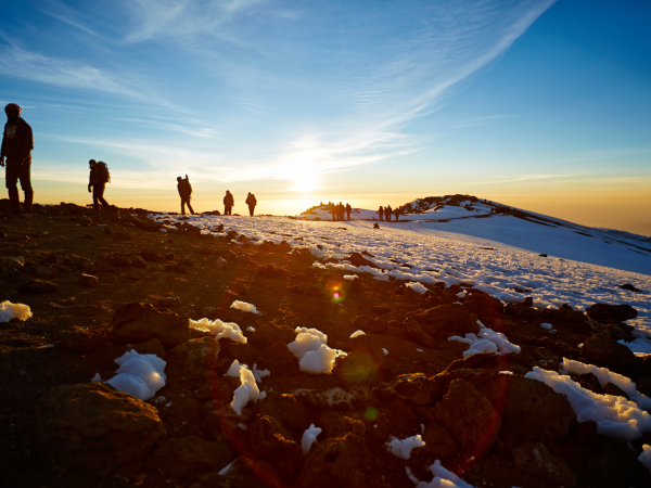 Climbing Kilimanjaro Trekking Itineraries and Packages