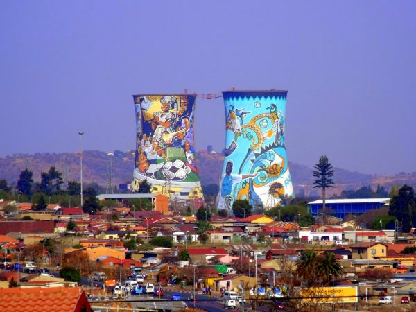Best cultural day tours in Johannesburg_Johannesburg day tours_Orlando towers Soweta South Africa Adventures