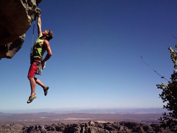 south africa adventure tours rock climbing