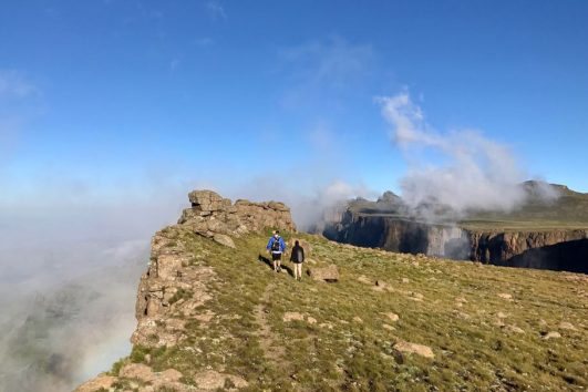 Drakensberg amphitheater hike with south africa adventures_15