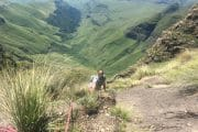Hiking tours Drakensberg Cathedral peak_6