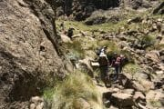 Mafadi hiking tour_guided drakensberg trekking and hiking tours_1