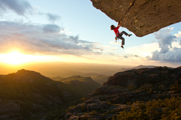 Rock climbing in Johannesburg_Day tours