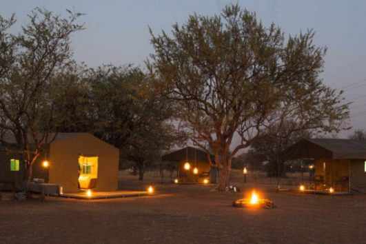 pilanesberg safari adventure tour tented camp accommodation