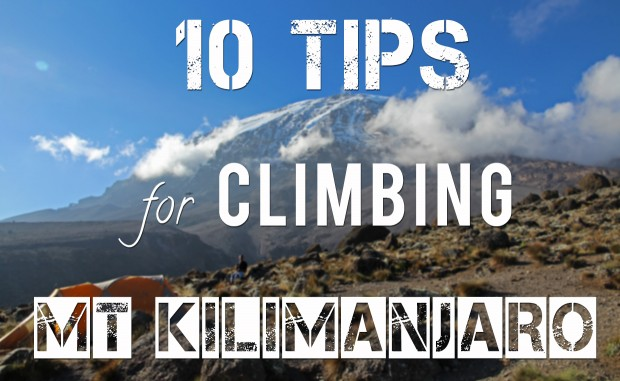Tips for climbing Kilimanjaro with South Africa Adventures