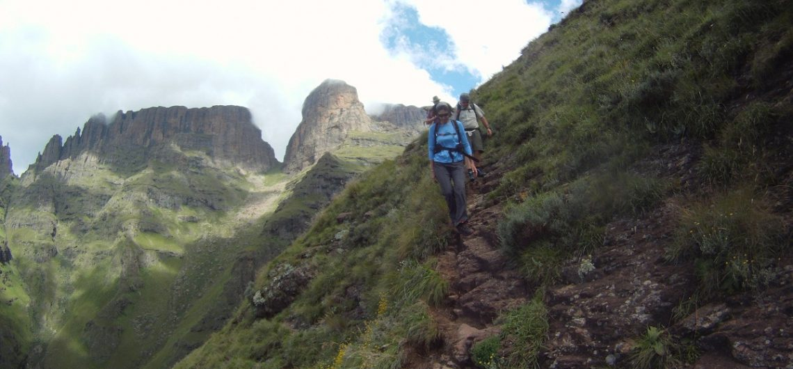 Guided drakensberg hikes trekking the drakensberg