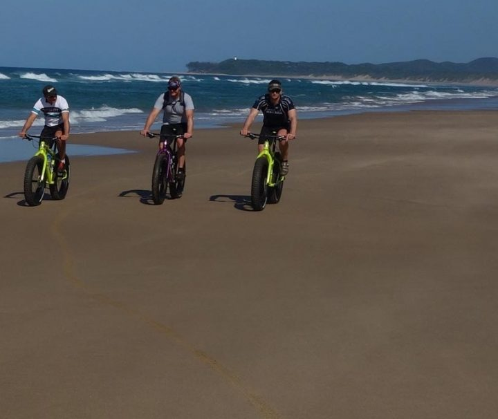 Fatbike Tour & mountain biking tours