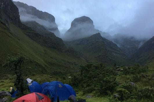 Guided Drakensberg Hikes 3 Day Champagne Castle Hike_11