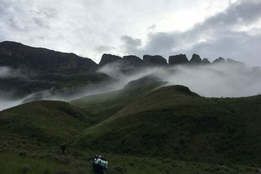 Guided Drakensberg Hikes 3 Day Champagne Castle Hike_13