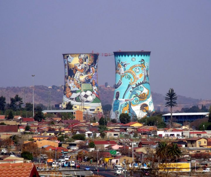 Informative Soweto day tour