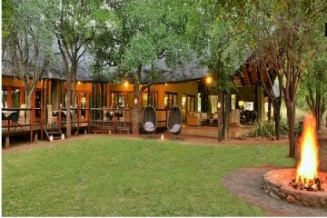 2 day luxury safari from Johannesburg